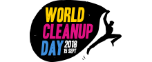 Official World Cleanup Day Gloves